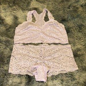 Torrid Curve Bralette & Underwear Set, Size 2